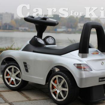 Толокар-Mercedes-SLA-серебро2